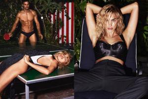 "Irina Shayk na okładce ""Vogue'a"""