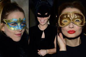 Socha, Mercedes i Przetakiewicz na balu maskowym! (ZDJĘCIA)