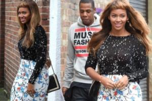 Beyonce w nowej fryzurze! ŁADNIE? (ZDJĘCIA)