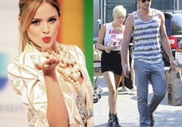 Liam WYPROWADZIŁ SIĘ od Miley!