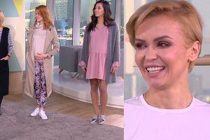 """TVN promuje """"ciążowy styl"""" Lewandowskiej"""