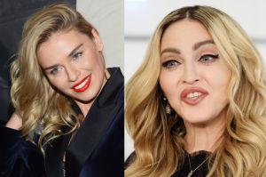 """Urbańska chce być jak Madonna. """"Życzyłabym sobie mieć taką formę w jej wieku"""""""