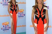43-letnia Heidi Klum pręży się na ściance