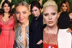 British Fashion Awards: Beckhamowie, Lady Gaga i... Małgorzata Socha! (ZDJĘCIA)