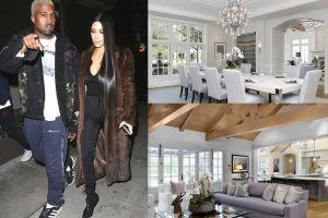 """Kim i Kanye w końcu zamieszkają w wartej 20 milionów willi! """"To dla nich nowy początek"""""""