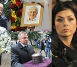 """Rodzina, przyjaciele i gwiazdy """"M jak Miłość"""" żegnają Witolda Pyrkosza (ZDJĘCIA)"""