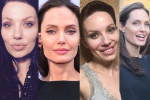 """Sobowtórka Angeliny Jolie: """"To cudowne być podobną do najpiękniejszej kobiety świata"""" (ZDJĘCIA)"""