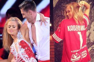 """Kaczorowska o Kadziewiczu: """"Uwielbiam z nim tańczyć!"""""""