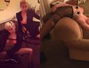 Miley Cyrus POZUJE TOPLESS, trzymając się za krocze... TYM RAZEM PRZESADZIŁA?