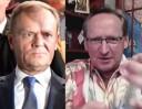 """Cejrowski o Tusku w TVP info: """"Kocha Polskę OD TYŁU! Czyli tak, żeby WYDOIĆ JAK KROWĘ"""""""