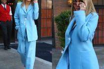 Rita Ora w garniturze za 10 tysięcy