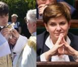 """Syn Beaty Szydło zapewnia: """"Kościół NIE JEST PARTYJNY. Nie zamierzam głosić żadnych poglądów politycznych z ambony"""""""