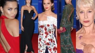 Gwiazdy na kolacji z Obamą: Kendall Jenner, Emma Watson, Emily Ratajkowski... (ZDJĘCIA)