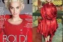 "Katy Perry jak Lady Gaga na okładce ""Vogue'a"""