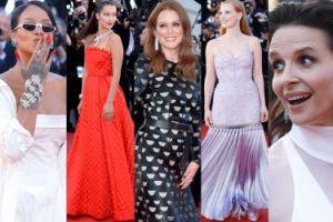 Piątek w Cannes: Rihanna, Bella Hadid, Jessica Chastain, Julianne Moore... (ZDJĘCIA)