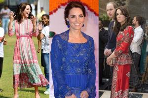 Kate Middleton wystąpiła w trzech kreacjach jednego dnia! (ZDJĘCIA)