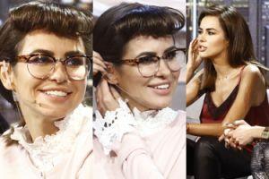 Siwiec w różowym sweterku i okularach w nowym show TVP (FOTO)