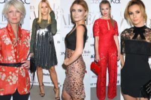 "Celebrytki na imprezie ""Harper's Bazaar"": Mercedes, Pacuła, Mołek... (ZDJĘCIA)"