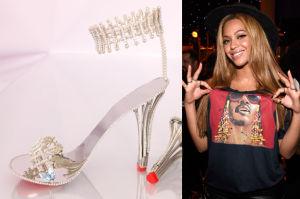 Beyonce kupiła buty wysadzane diamentami za 312 TYSIĘCY!