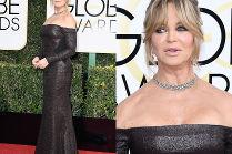 71-letnia Goldie Hawn chwali się dekoltem