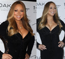Mariah Carey chwali się biustem!