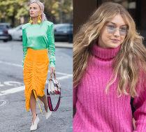 Najciekawsze uliczne stylizacje tygodnia: Maffashion, Hadid, Rusin...