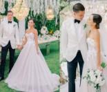 Suknia ślubna Mariny kosztowała... prawie 50 tysięcy?!