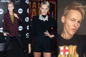 """Chylińska tłumaczy swoją figurę: """"JA SIĘ SAMA ODCHUDZAM! Wymyśliłam sobie, że będę tak wyglądała"""""""