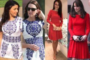 Fanka Kate Middleton... kopiuje jej stylizacje. Wydała już 35 tysięcy! (ZDJĘCIA)
