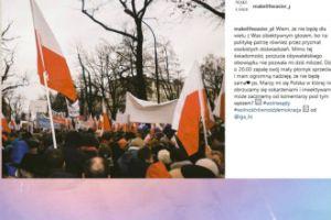"""Kasia Tusk: """"Poczucie obywatelskiego obowiązku nie pozwala mi dziś milczeć"""""""