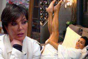 61-letnia Kris Jenner chce być... SUROGATKĄ KIM!
