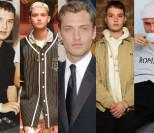 20-letni syn Jude'a Lawa też liczy na karierę w modelingu! Odziedziczył urodę po ojcu? (ZDJĘCIA)