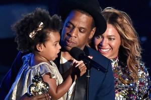 """Beyonce: """"Blue Ivy jest PIĘKNA jak Jay-Z!"""""""