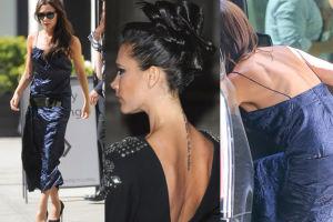 Victoria Beckham usuwa tatuaż zrobiony na cześć męża! (ZDJĘCIA)