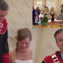 Robert Biedroń udziela ślubu mieszkańcom Słupska