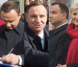 Andrzej Duda ściska dłonie i rozdaje autografy (ZDJĘCIA)