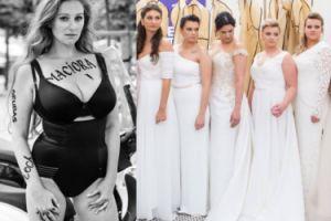 """""""Supermodelki Plus Size"""" pozują w bieliźnie na ulicy: """"Jesteś piękna! Żadna maciora!"""""""