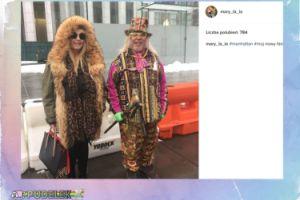 """Maryla Rodowicz i jej """"nowy fan"""""""
