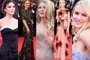 Gwiazdy na otwarciu festiwalu w Cannes: Moore, Beckham, Lively, Watts... (ZDJĘCIA)