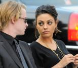 Mila Kunis o związku z Macaulayem Culkinem: