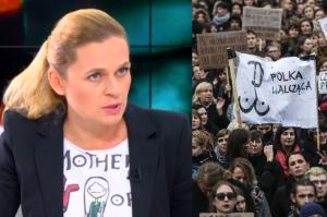 """Nowacka: """"Gdyby nie Jarosław Kaczyński, protesty kobiet nie byłyby tak liczne!"""""""