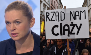 Nowacka o strajku kobiet: