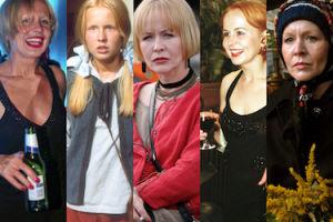 Agnieszka Krukówna kończy dziś 45 lat. Zobaczcie, jak się zmieniła (ZDJĘCIA)
