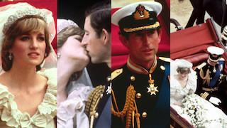 Dziś mija 35 lat od ślubu księżnej Diany i księcia Karola! (ZDJĘCIA)