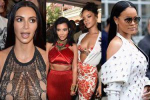 """""""Rihanna uważa, że Kim jest tandetna, nudna i nie umie przestać gadać o swoich dzieciach"""""""