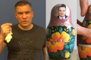 Michalczewski apeluje: DUDA TO MATRIOSZKA, za nim stoi Macierewicz i Kaczyński! Głosujcie z głową!