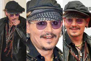 Zmęczony 53-letni Johnny Depp w Japonii (ZDJĘCIA)