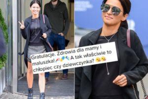 Lewandowska zdradziła PŁEĆ DZIECKA? (FOTO)