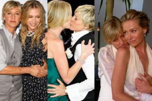Ellen i Portia: 8 lat związku najsłynniejszych lesbijek Hollywood (ZDJĘCIA)