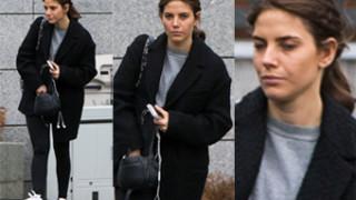 Weronika Rosati bez makijażu wychodzi z siłowni (ZDJĘCIA)